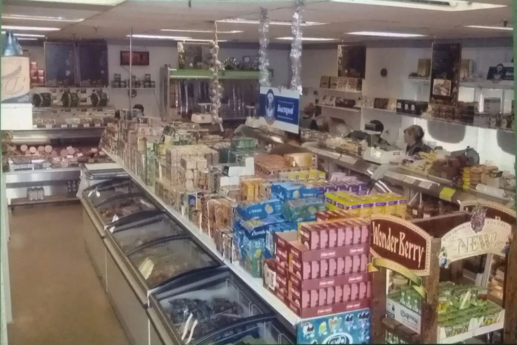 Inside the first Yummy Market store in Thornhill, Ontario.
