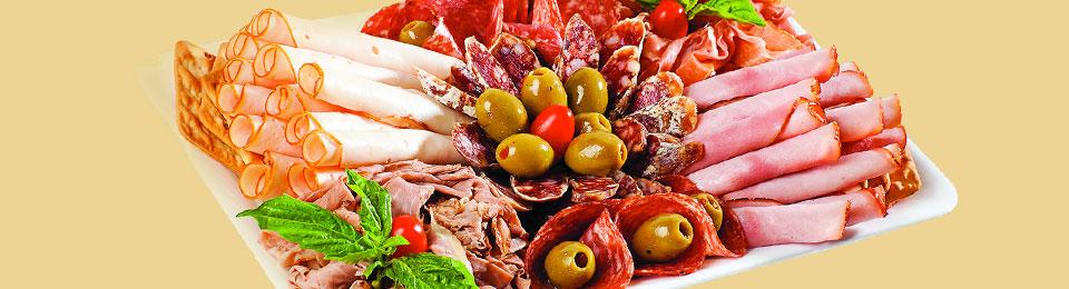 Deli Meat Platter