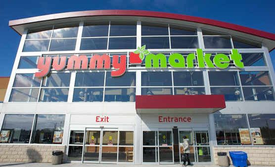 Yummy Market - 1390 Major MacKenzie Dr, Maple, ON