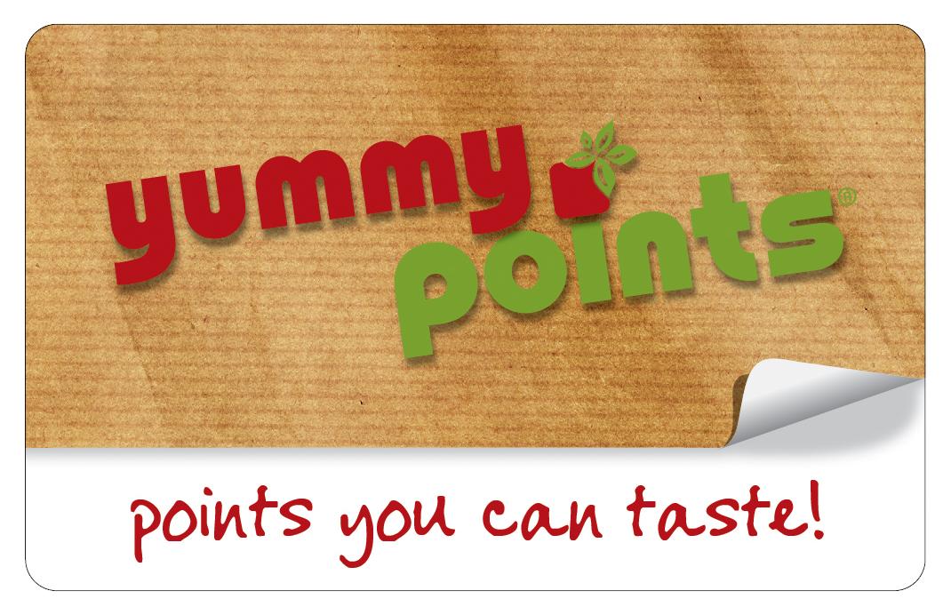 Yummy Market Points